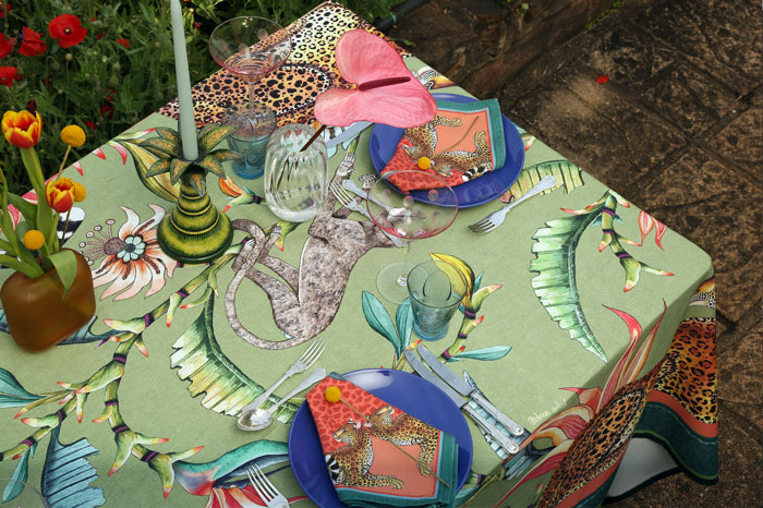 ardmore table setting